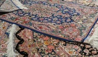 مشکلات بر تار و پود فرش ماشینی