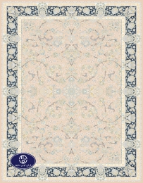 floral carpet code 8013 in Toos Mashhad