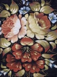 Shiny fantasy Cape carpet, CL 101, Toos Mashhad