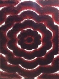 3D Shaggy carpet, s102 design