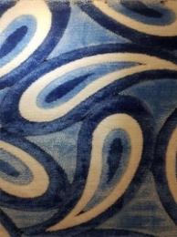 3D fantasy Shaggy carpet, 11079 code, Toos Mashhad