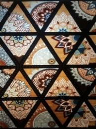 classic fantasy cape carpet,44033,Toos Mashhad