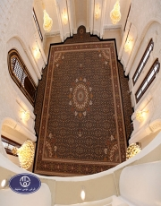 integrated carpet for religious places Toos Mashhad carpet