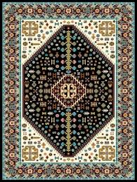 فرش ماشینی مدرن طرح M05