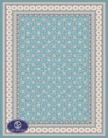1200reeds machine made carpet code1217 Toos Mashhad