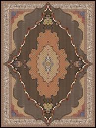 1000shoulder machine carpet, 3000 density, padina design,, Toos Mashhad