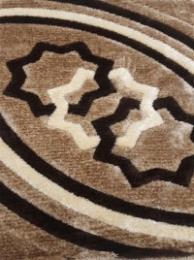 3D Shaggy carpet, code S111, Toos Mashhad