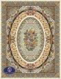 فرش 700 شانه طرح شادرنگ،توس مشهد،کرم