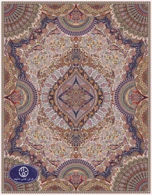 فرش 700 شانه،شاه صنم،توس مشهد،کرم