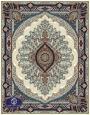 700reeds machine made carpet, Shabnam pattern. cream