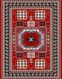 فرش عشایری کد AB081،توس مشهد،لاکی