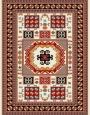 فرش عشایری کد AB081،توس مشهد
