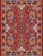 فرش عشایری کد AB086،توس مشهد،لاکی