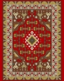 فرش عشایری کد AB088،توس مشهد،لاکی1
