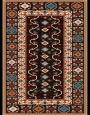 فرش عشایری کد AB094،توس مشهد،سرمه ای