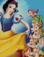 فرش عروسکی سفید برفی 2-3425