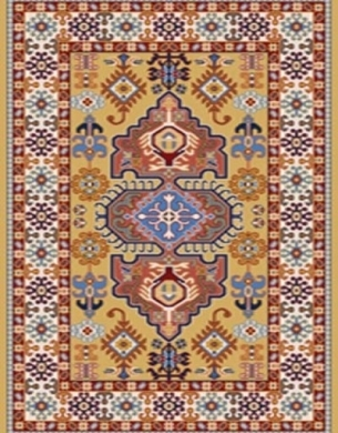 Bidjar carpet, code 960 03