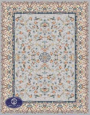 فرش گل برجسته کد 8096,توس مشهد