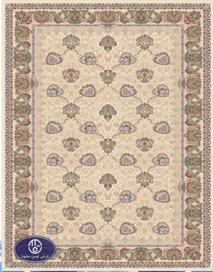 light carpet. code: 8501. cream