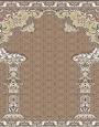 فرش سجاده ای طرح الیا گردویی - 03