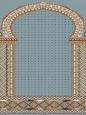 فرش سجاده ای طرح خاطره طوسی - 06