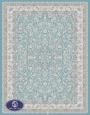فرش 1200 شانه کد 1202,توس مشهد,آبی