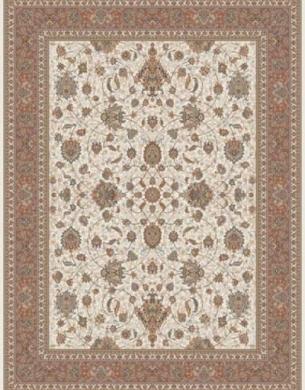 فرش 500 شانه طرح افشان،توس مشهد،کرم