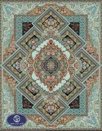 Cheap 700 reeds carpet. code: 6030. navy blue