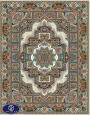 فرش 700 شانه طرح حوض نقره,توس مشهد,کرم