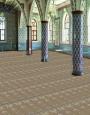 فرش سجاده ای طرح الیا - 01