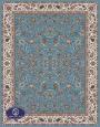 فرش ماشینی هزار شانه تراکم 3000 طرح افشان 3,توس مشهد,آبی