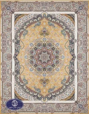 1500reeds carpet, code: 1516, yellow