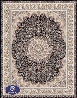 فرش 1500 شانه کد 1519,توس مشهد,سرمه ای
