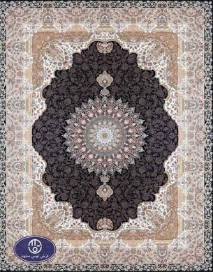 فرش 1500 شانه کد 1539 توس مشهد,سرمه ای