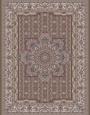 500reeds machine made carpet Gole Yas pattern