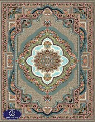 فرش 700 شانه طرح باغ معلق, توس مشهد , موشی