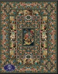 Cheap 700 reeds carpet. code: 6050.navy blue