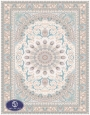 فرش 1200 شانه کد 1229,توس مشهد,کرم