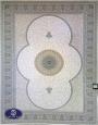 فرش 1200 شانه طرح الماس کرم