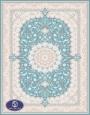 فرش 1200 شانه کد 1231,توس مشهد,آبی