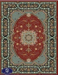 Cheap 700 reeds carpet. code: 6018.red