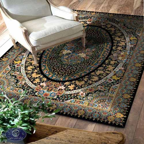 فرش ماشینی 700 شانه طرح جدید