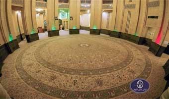 کاربرد فرش یکپارچه و قواره بزرگ