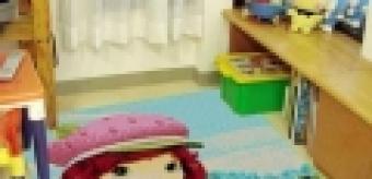 در هنگام خرید فرش اتاق کودک به چه نکاتی دقت کنیم؟