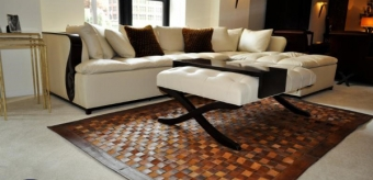 چگونه فرش چرم اصل را از غیر اصل تشخیص دهیم؟