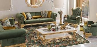 چگونه رنگ فرش را با دکوراسیون منزل ست کنیم؟