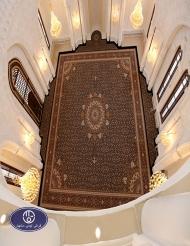 فرش یکپارچه اماکن فرهنگی فرش توس مشهد