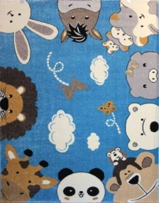 kid`s room carpet, code 4058