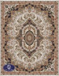 فرش 700 شانه طرح گل آرا  توس مشهد