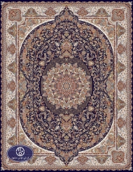 700reeds machine made carpet, Gol Maryam pattern